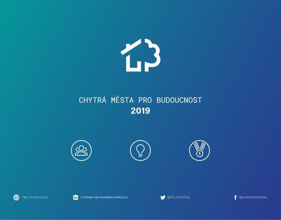 Chytrá města pro budoucnost 2019