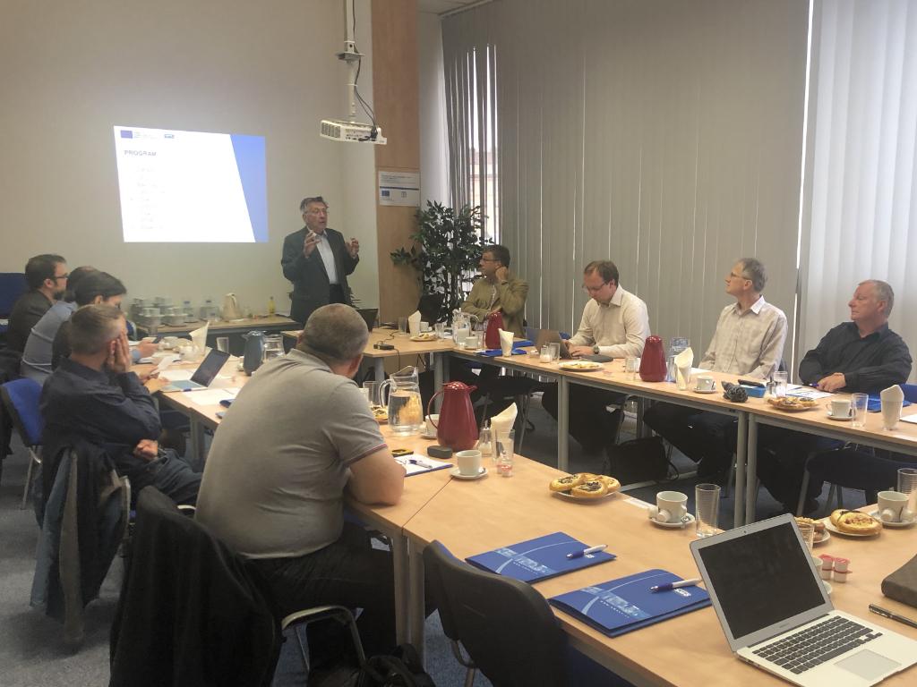 Pracovní skupina - Informační a komunikační technologie
