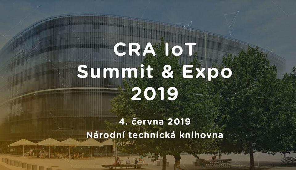 CRA IoT Summit & Expo 2019