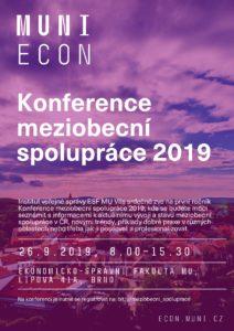 Konference meziobecní spolupráce