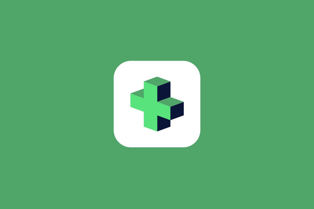 Sociální služby a zdravotnictví - logo