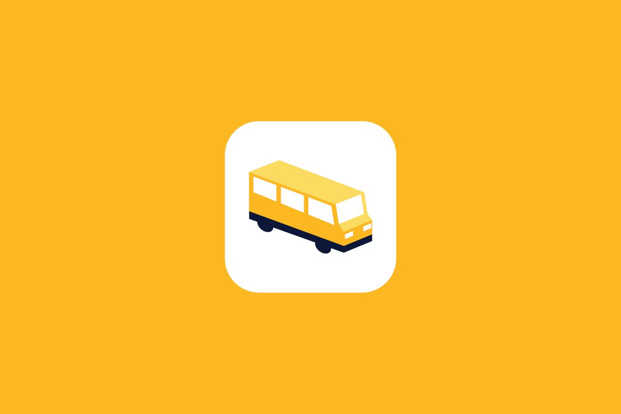 Doprava a mobilita - logo
