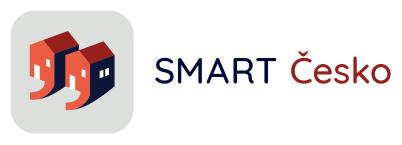 Logo SMART Česko - poloviční