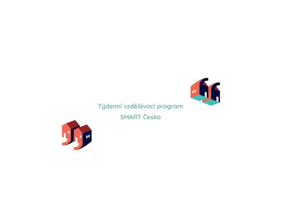 Týdenní vzdělávací program SMART Česko