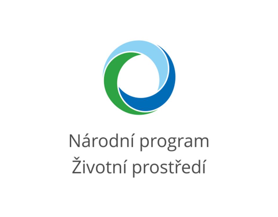 Novinka - Národní program Životního prostředí - logo