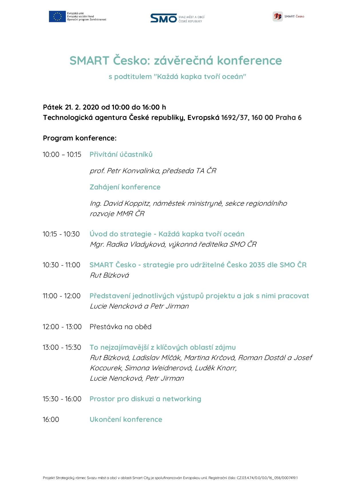 Program - Závěrečná konference SMART Česko - každá kapka tvoří oceán_page-0001