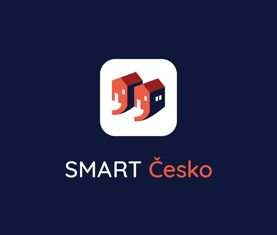 SMART Česko - tmavé pozadí